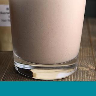 Brownie Batter Milkshake.
