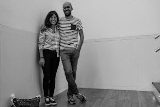 Photo: Esther y Egoitz @egoitz_gago, de @GUK_Com, preocupados en todo momento de que todo funcionara a la perfección. ¡Mila esker!