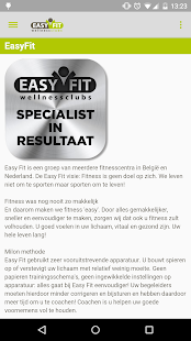 Easy Fit- screenshot thumbnail