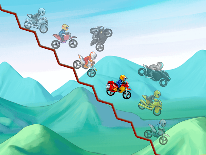 Bike Race Free - Top Free Game Screenshot 2