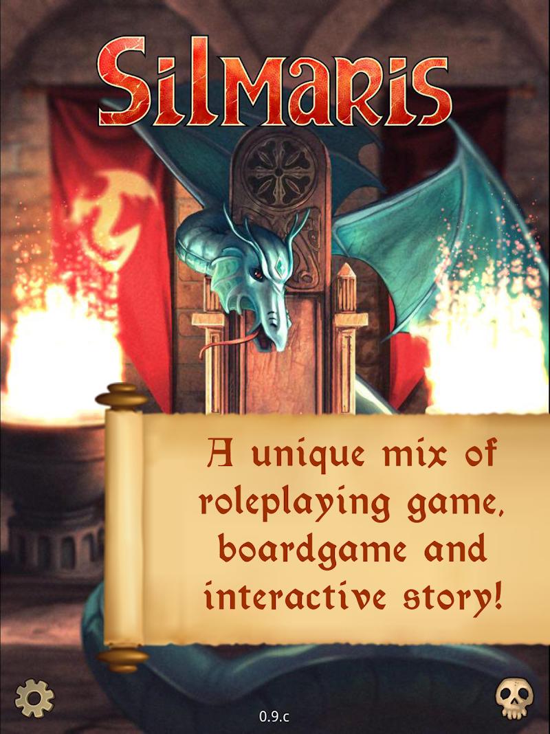Silmaris - strategic boardgame and text adventures Screenshot 8