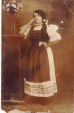 Photo: Kiss Ilonka-Lórántné Kiss Pál pap lánya 1915?