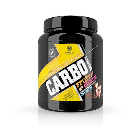 Swedish Supplements Carbo Engine 1000g - Cola