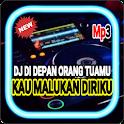 DJ Di Depan Orang Tuamu Kau Malukan Diriku Remix icon