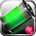 Battery notification & widget icon