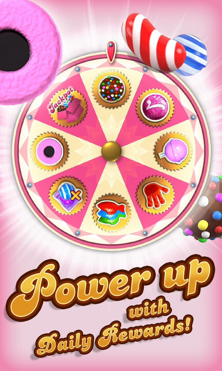 Candy Crush Saga Screenshot 3
