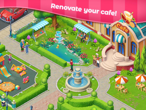 Cooking Paradise - Puzzle Match-3 game 2.0.6 screenshots 15
