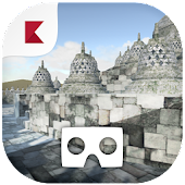 Borobudur Virtual Reality