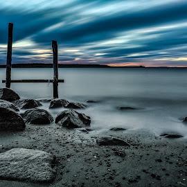 Larkollen by Dirk Rosin - Landscapes Beaches