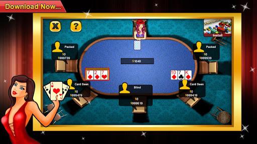 Teen Patti poker offline 1.0.6 8