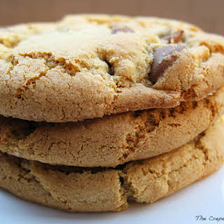 Olive Oil Chocolate Chip Cookies.