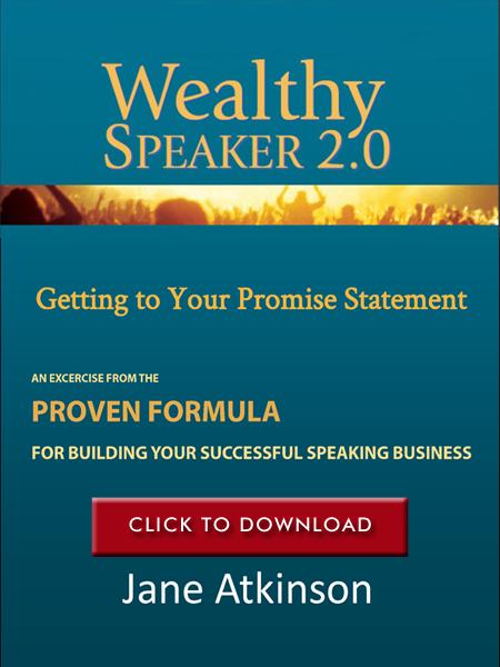 The Wealthy Speaker 2.0