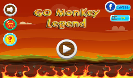GO-Monkey Legend