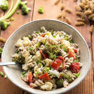 Roasted Broccoli Pasta Salad.