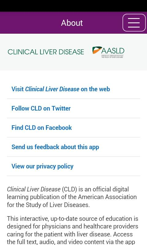 Clinical Liver Disease- screenshot