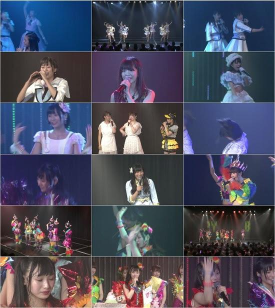 (LIVE)(720p) NMB48 カトレア組「ここにだって天使はいる」公演 梅山恋和 生誕祭 Live 720p 170810