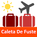 Caleta De Fuste Travel Guide with Offline Maps icon