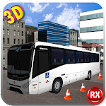 Driving School: Bus Sim 3D Icon