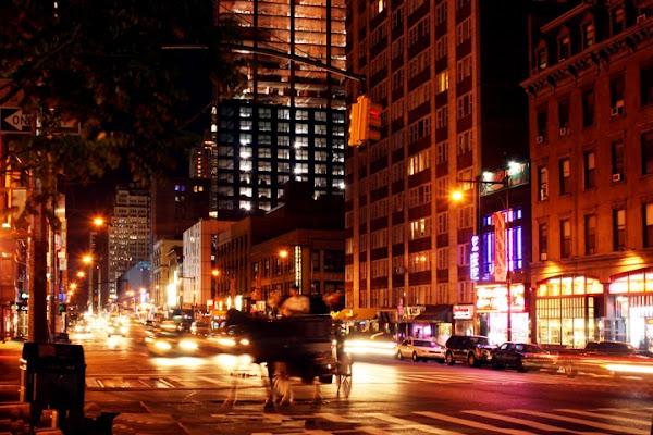Carrozzella a NY di binao