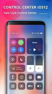 OS 12 iLauncher Phone 8 & Control Center OS 12 v4 3 2
