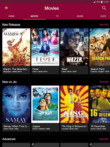 JioCinema Movies TV Music for PC