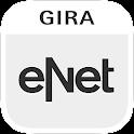 Gira eNet Mobile Gate icon