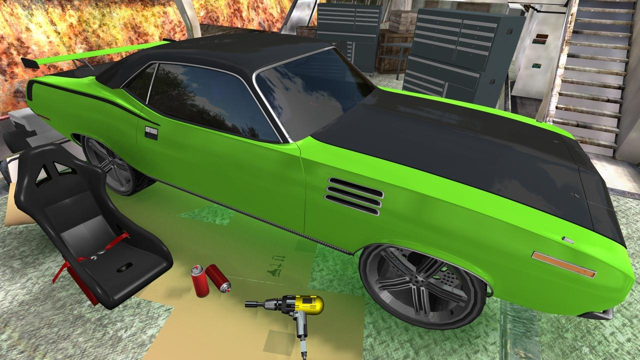 Fix My Car Classic Muscle