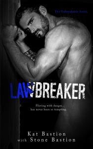 LAWBREAKER Cover
