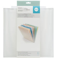 We R Memory Keepers Expandable Paper Storage 12.5X13