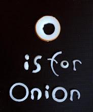 Photo: Sally Wakelin - O is for onion
