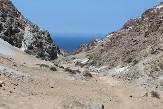 Photo: La primera quebrada de la caminata Quilca - Matarani 23-25 de Nov. (2013)