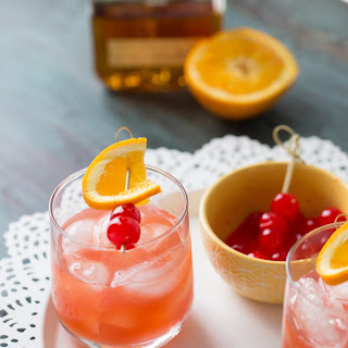 Whiskey Grenadine Recipes