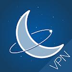 LunaVPN Free VPN Proxy - Protect & Unblock & Speed icon