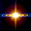 3D Stars Music Visualizer icon