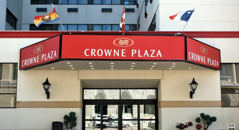 Crowne Plaza Hotel Moncton Downtown