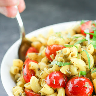 Pasta Salad With Cheese Cubes Recipes