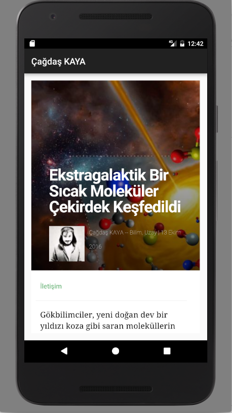 Çağdaş KAYA- screenshot