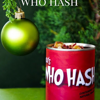 Who Hash | The Grinch