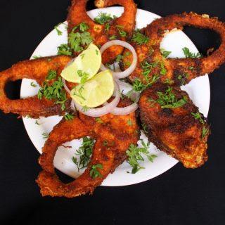 Fish Fry Masala Recipe, Fish Tawa Fry | Masala Fish Fry.