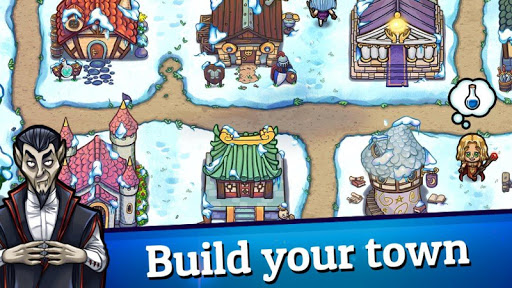 Hero Park 1.3.2 Mod screenshots 3