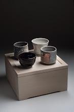 """Photo: Stefan Andersson """"Quartet"""" (2011, cups h:6-8cm)"""