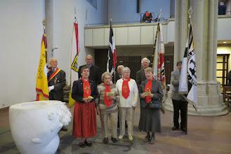 Photo: Ostdeutscher Gottesdienst in St. Aegidien