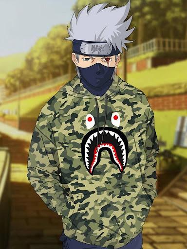 Zona Naruto Naruto Bape