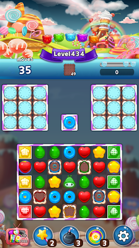 My Jelly Bear Story: New candy puzzle screenshots 6