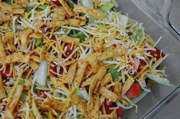 Mexican Chicken Salad Recipe