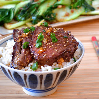 Asian Beef Glaze Recipes