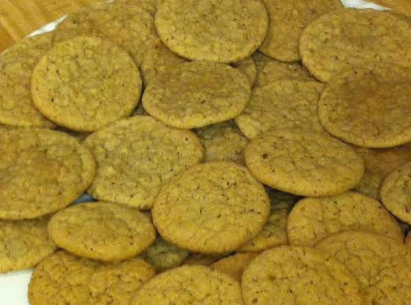 Gooey Pecan Cookies Recipe