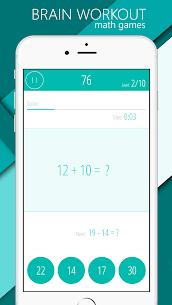 Math games, Mathematics – APK with Mod + Data 1