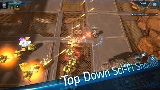 Gigantic X  captures d'écran 1
