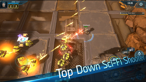 Gigantic X 1.0.2 screenshots 1